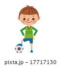 ベクター サッカー スポーツのイラスト 17717130