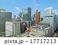 大阪 梅田 ビル群の写真 17717213