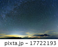 甲斐駒ヶ岳から北の夜空と八ヶ岳 17722193