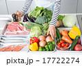 パプリカ ピーマン 食材の写真 17722274