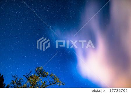 星空と秋の雲 17726702