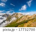 北アルプス・秋の白馬岳 17732700