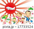 新春 家族で楽しい空の旅 17733524