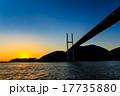 女神大橋の夕暮れ 17735880