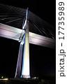 女神大橋の夜景とライトアップ 17735989