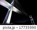女神大橋の夜景とライトアップ 17735990