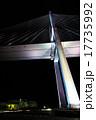 女神大橋の夜景とライトアップ 17735992
