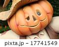 ハロウィン 街の装飾 かぼちゃ ランタン 魔女 魔法使い  17741549