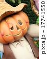 ハロウィン 街の装飾 かぼちゃ ランタン 魔女 魔法使い  17741550