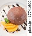 おやつ デザート チョコの写真 17741600