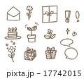 アイコンセット 17742015