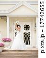 ウェディングドレス ブーケトス 新婦の写真 17742655