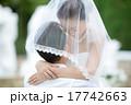 ウェディングドレス 新郎 新婦の写真 17742663