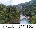 日本の渓谷 17743914