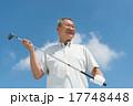 ゴルフ シニア ドライバーの写真 17748448