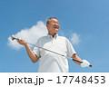 ゴルフ シニア ドライバーの写真 17748453
