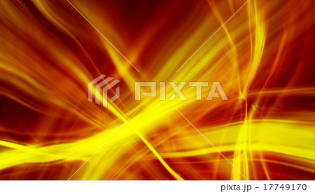soft orange light lines background 17749170