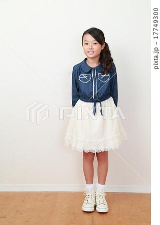 かわいい小学生女子 17749300