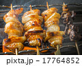 やきとり YAKITORI Japanese chicken  barbecue 17764852