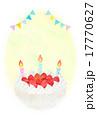 ケーキ カード 17770627