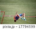 陸上競技の高跳び 17794599