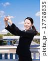 ビジネス 女性 17798635