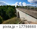 Railway bridge in Tokarevka. Kaliningrad region 17798660