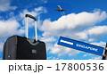 旅 スーツケース トランクの写真 17800536