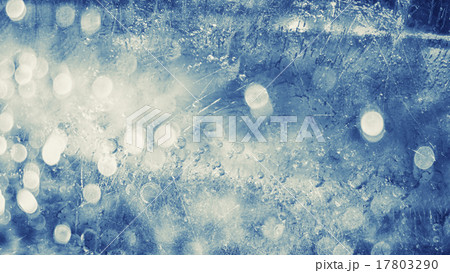 ice with lens flares texture 17803290