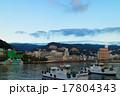 熱海 早朝 温泉街の写真 17804343