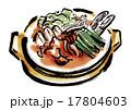 キムチ鍋 17804603