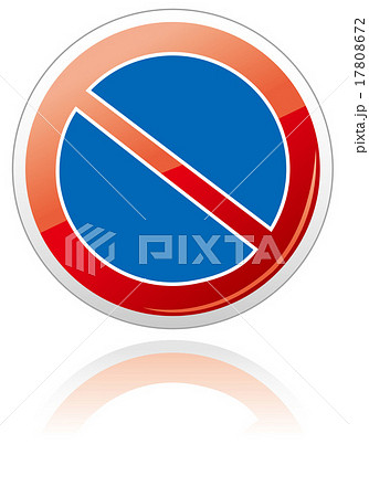 no car no parking sign Vector 17808672