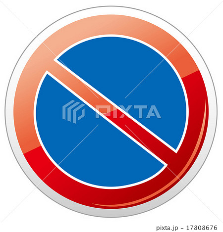 no car no parking sign Vector 17808676