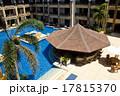 Swimming pool and bar 17815370