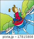 昔話 ベクター 一寸法師のイラスト 17815808