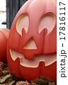 ハロウィン 街の装飾 かぼちゃ ランタン 魔女 魔法使い  17816117