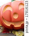 ハロウィン 街の装飾 かぼちゃ ランタン 魔女 魔法使い  17816123