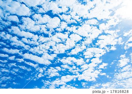 雲 綿雲 積雲 層積雲もしくは高...