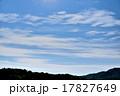 空 雲 晴れの写真 17827649