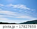 空 雲 晴れの写真 17827650