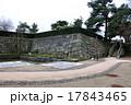 福井県福井市 福井城跡本丸天守閣跡 17843465