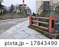 福井県福井市 福井城跡の御本城橋 17843490