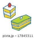 ケーキセット 17845311