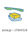 バターとバターナイフ 17845316