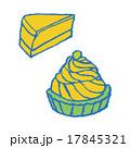 ケーキセット 17845321