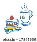 ケーキ 17845966