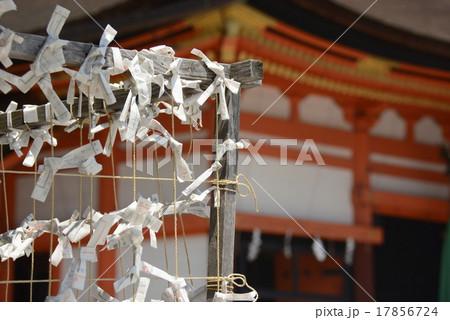 おみくじ 和の風景 17856724