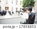 結婚式のカメラマン 17858853