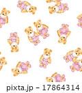 動物 熊 小熊のイラスト 17864314