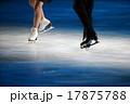 フィギュアスケート シューズ 足元の写真 17875788